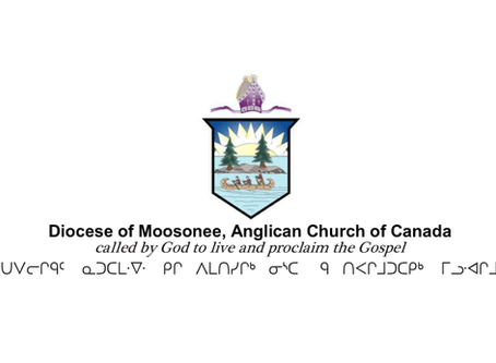 A Letter of Introduction to the Newly Ordained Clergy of Moosonee