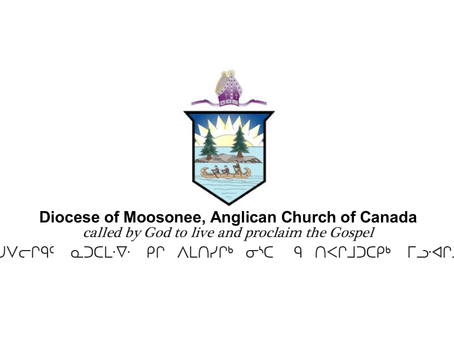 Ministry appointments:  St. Philip's Anglican Church in Chisasibi Quebec