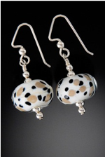 Snow Leopard Animal Print Earrings.png
