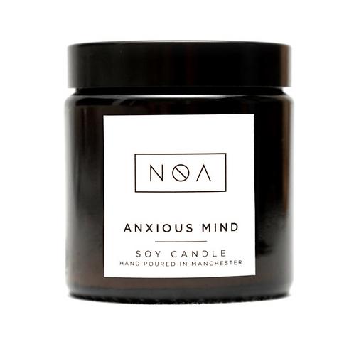 NOA Vegan Candle - Anxious Mind