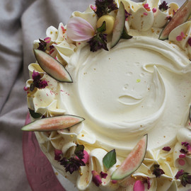 'Old School' Celebration Cake
