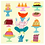 Thumbnail: Greetings Card - Cake Dreams