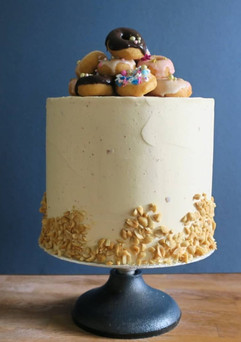 PB&J celebration cake