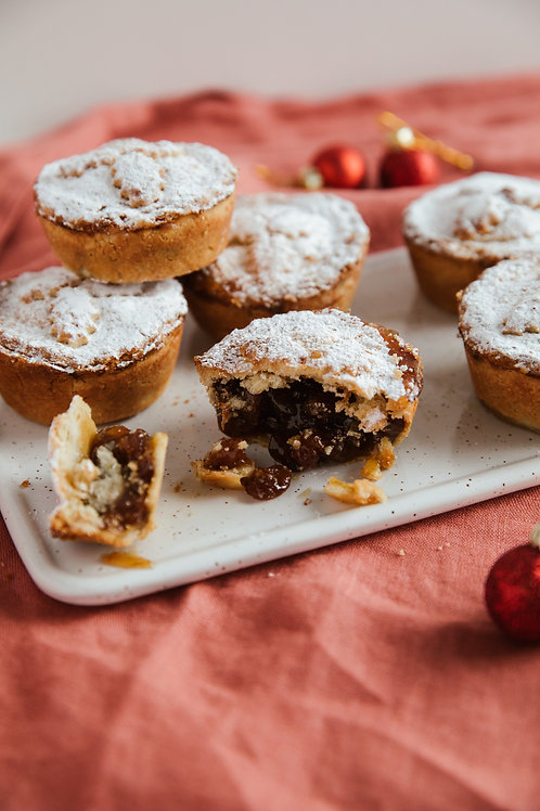 Mince Pie Box (COLLECTION ONLY)