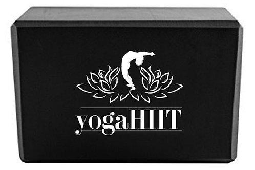Black Yoga Block