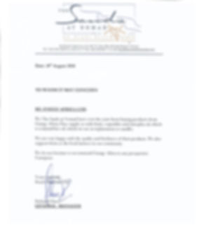 Great testimonials from the customers of Energy Africa