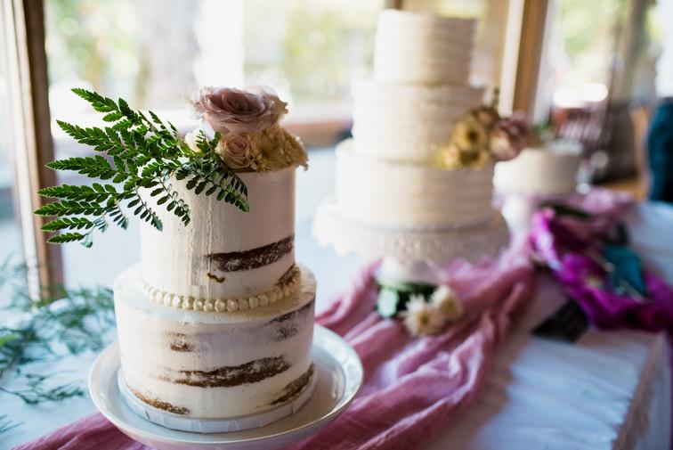 Trio of Cakes
