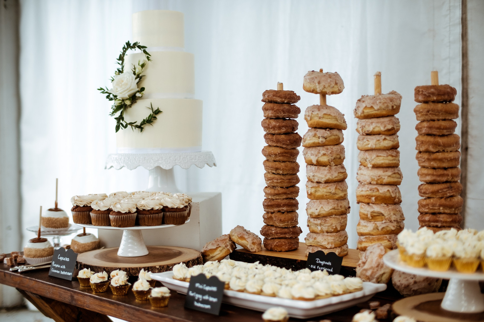The Ultimate Fall Dessert Table