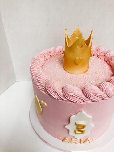 Custom Princess Cake Victoria BC