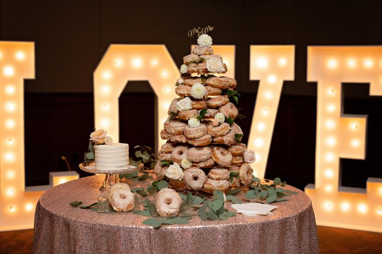 Fairytale Donut Tower