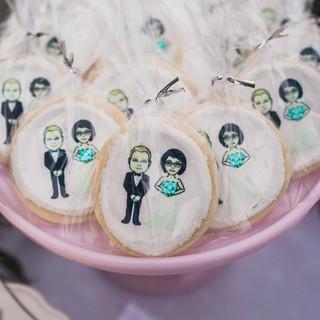Edible Image Printed Sugar Cookies