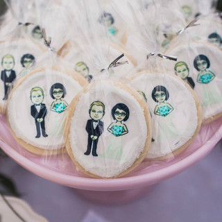Edible Image Printed Sugar Cookies