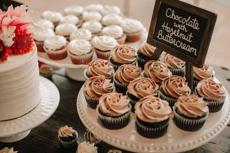 A Sea of Cupcakes
