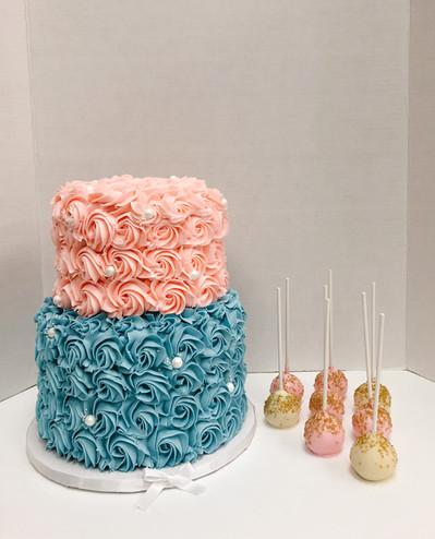 Baby Shower Cake Victoria BC