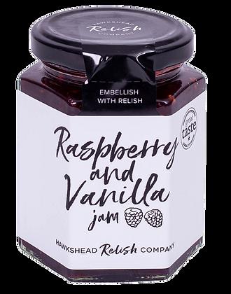 Raspberry & Vanilla Jam