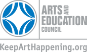 Arts and Education Council logo - color.