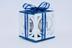 Cube bois galets de Nice