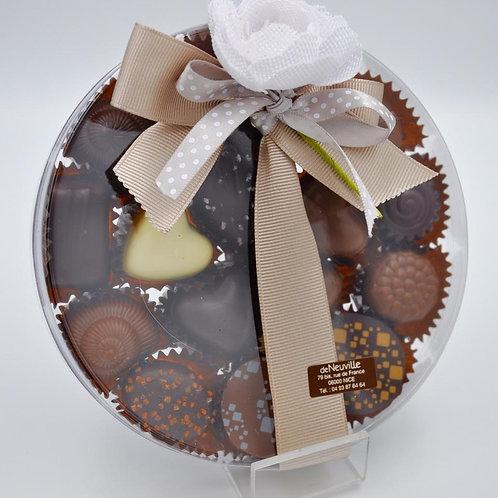 Ronde de chocolats 170g
