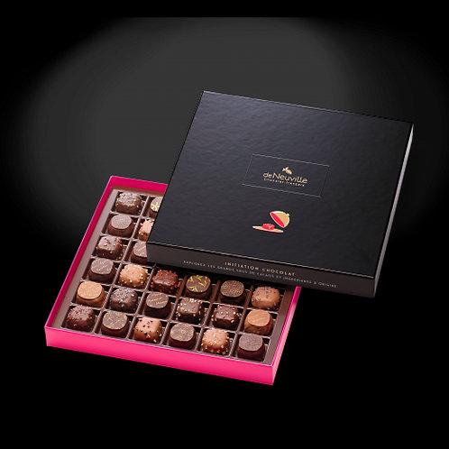 Coffret Initiation 36 chocolats