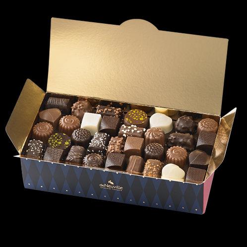 Ballotin de chocolats 1Kg