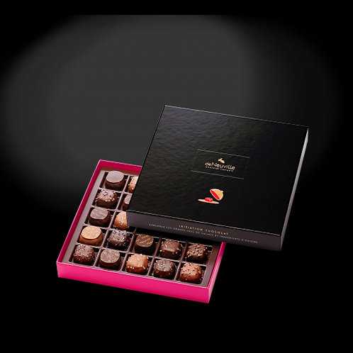 Coffret Initation 25 chocolats