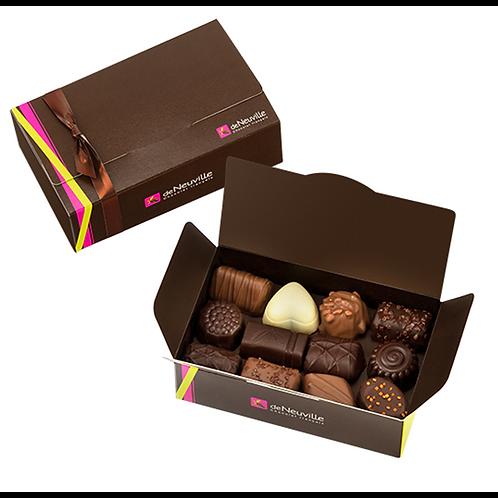 Ballotin de chocolats 230g