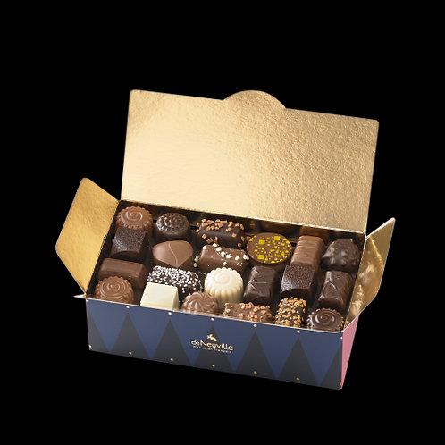 Ballotin de chocolats 640g