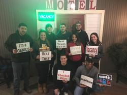 Escape Group Photo