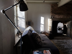 lounge lamp fire