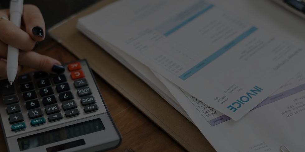 Webinar, Financials for Supply Chain