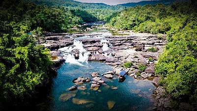 Tatai Waterfalls