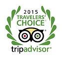 Travelers' Choice Winner 2015