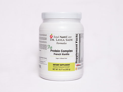 FIT PROTEIN COMPLEX- French Vanilla