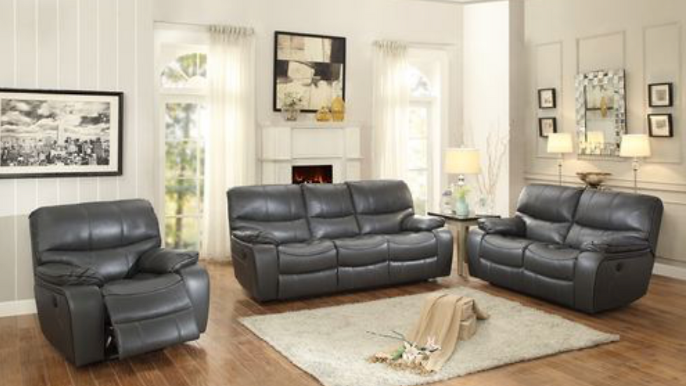 Pecos Double Reclining Love Seat