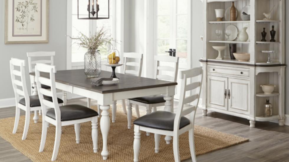 Bourbon County Rectangular Dining Table