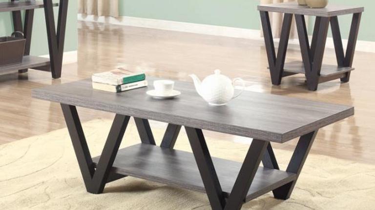 Coffee Table Black/Gray