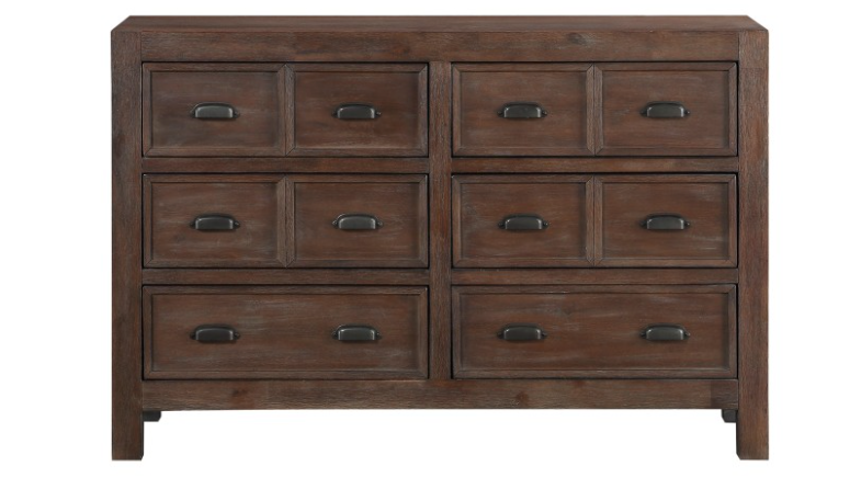 Wrangell Dresser