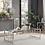 Thumbnail: Yesenia Collection Glass Sofa Table