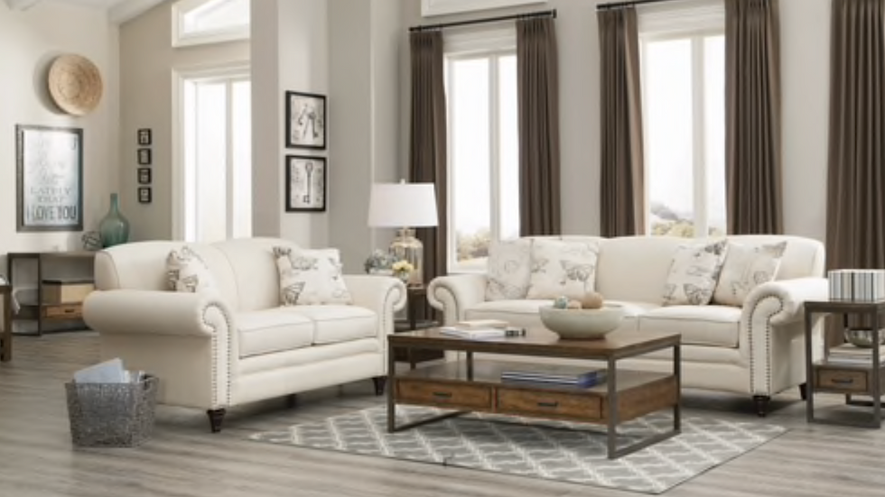 Norah Upholstered Loveseat