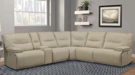 Spartacus Collection Oyster Sectional