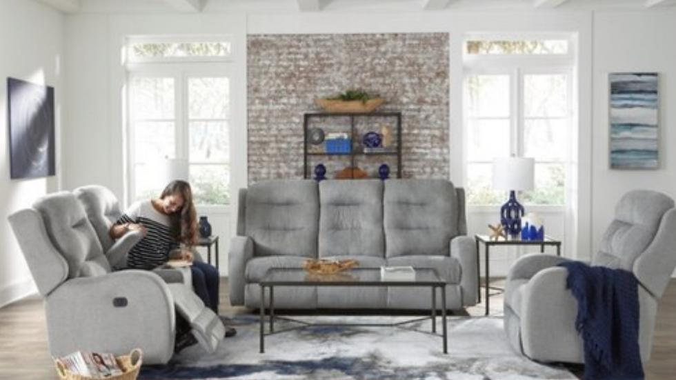 Khaki Sofa