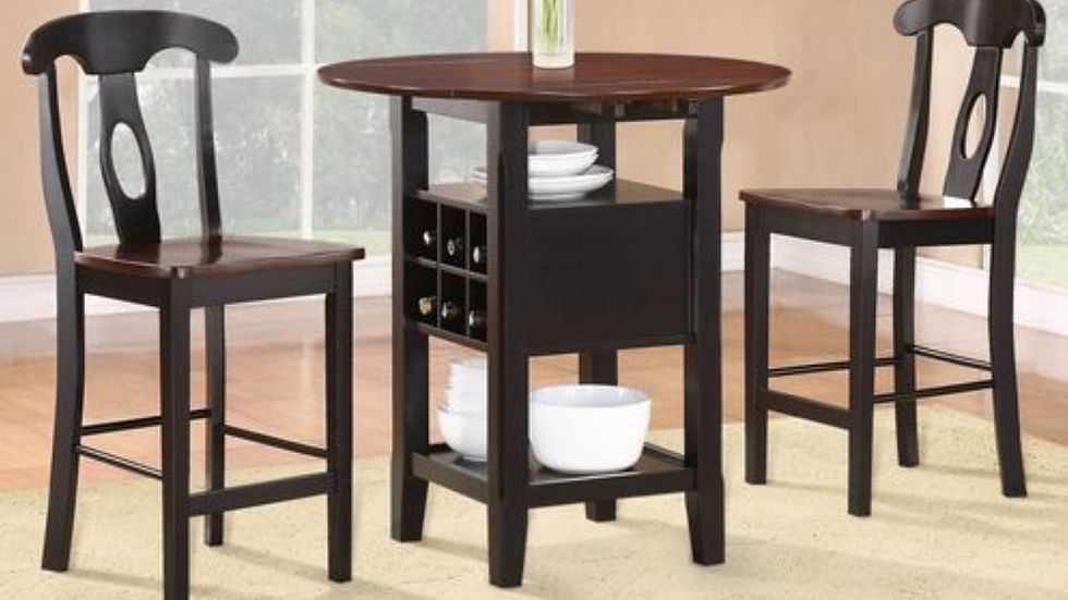 Atwood 3-PK Counter Height Set