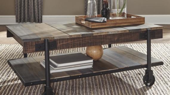 Bostweil Rectangular Cocktail Table