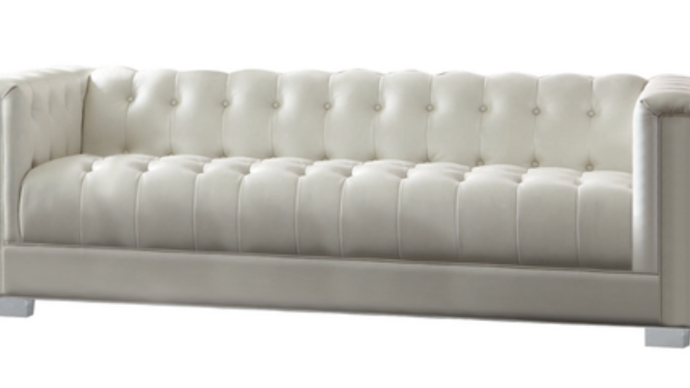 Chaviano Tufted Upholstered Sofa