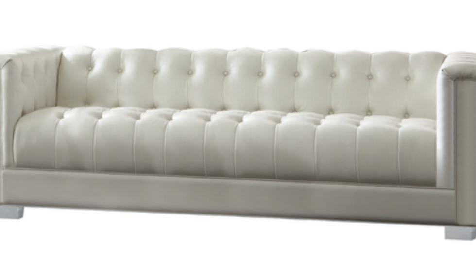 Chaviano Tufted Upholstered Sofa