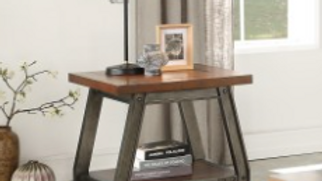 Holverson Collection End Table