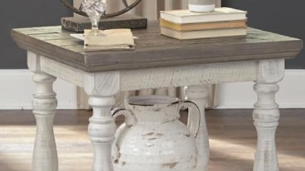 Havalance Rectangular End Table