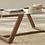 Thumbnail: Monrovia Rectangular Coffee Table Cinnamon