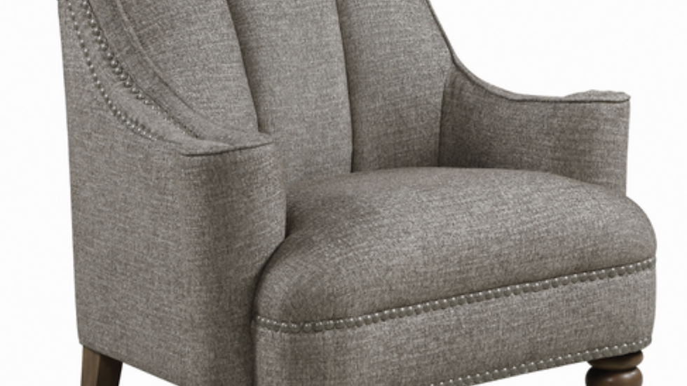 Lakeland Nailhead Upholstered Chair