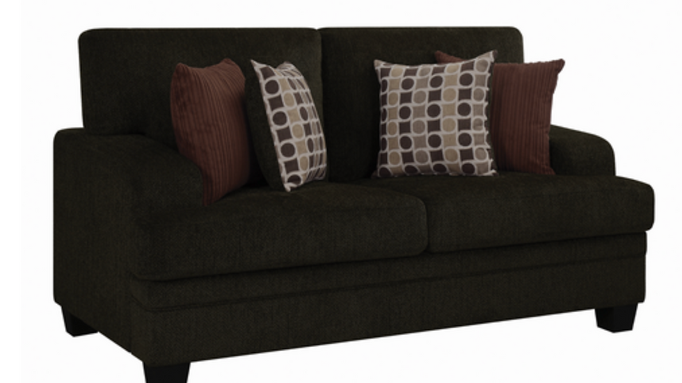 Stewart Wide Track Arm Loveseat